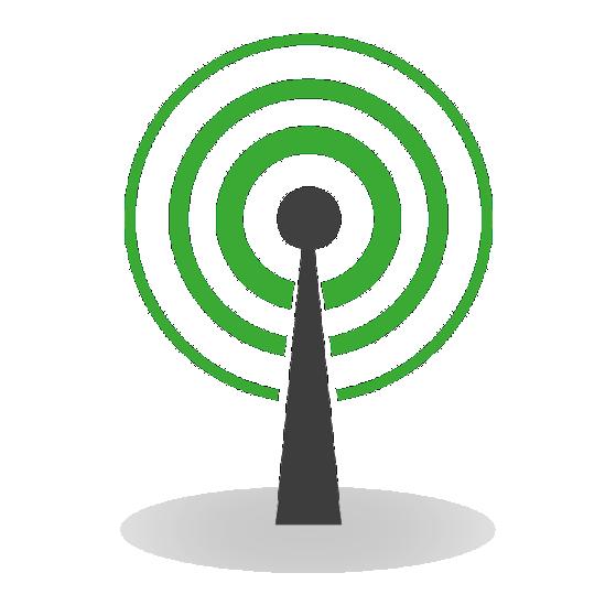 Gründungsradar_Logo_Grün_Schatten