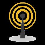 Veränderungsradar_Logo_Gelb_Schatten