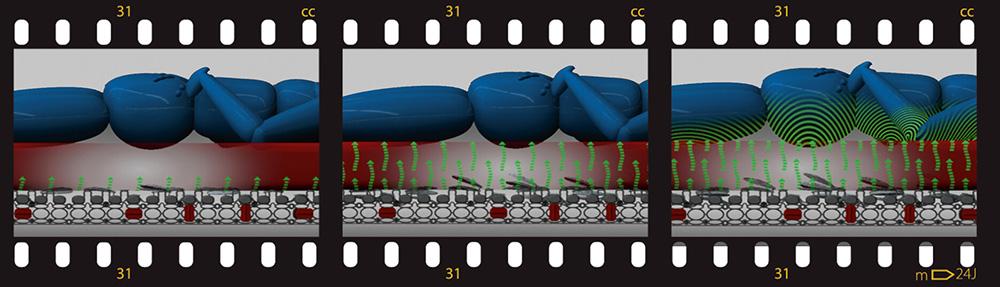 Diastreifen-Film