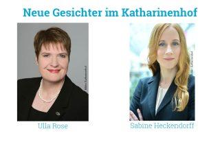 Katharinenhof baut seine Bereichsleiterebene weiter aus.