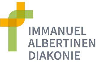 Das Bild zeit das neue Logo der Immanuel Albertinen Diakonie (Quelle: Immanuel Albertinen Diakonie)