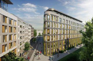 Die Korian Einrichtung im Dichterviertel in Ulm soll final einmal so aussehen. (Bild: Korian)
