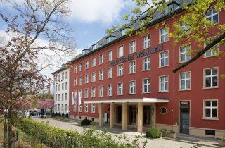 Die Zentrale der deutschen Wohnen in Berlin. Quelle: Deutsche Wohnen