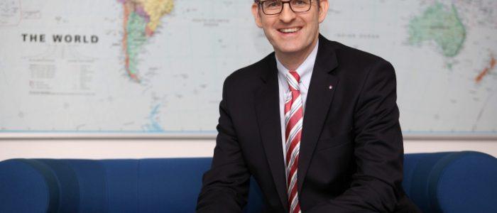 Dr. Elmar Pankau Mitglied der Geschäftsführung des Malteser Hilfsdienst e.V. und der Malteser Hilfsdienst gGmbH (Quelle: Malteser Deutschland gemeinnützige GmbH)