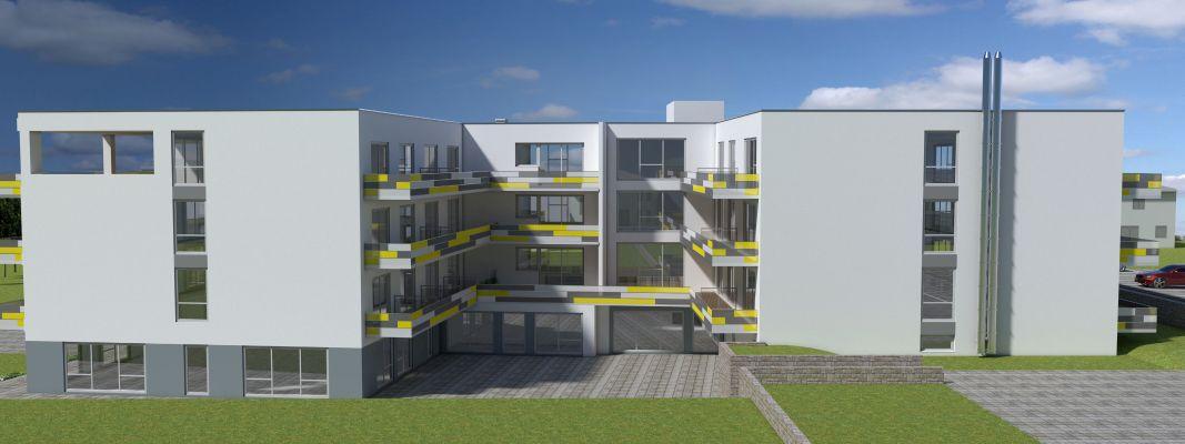 Die Amalien Residenz der Evangelische Heimstiftung in Hochdorf. (Bild: Evangelische Heimstiftung)