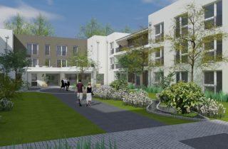 Quelle: BG Immobiliengruppe Visualisierung: Batzer + Hartmann Planungsgesellschaft mbH
