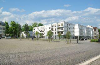 Hamburg Team erwirbt eine betreute Wohnanlage mit 59 Einheiten und einer Gesamtmietfläche von rund 4.400 m² in Dallgow bei Berlin. (Bild: Quattrohaus GmbH & Co. KG)