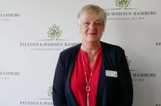 Gabriele Scheven (Foto: Pflege & Wohnen Hamburg GmbH)