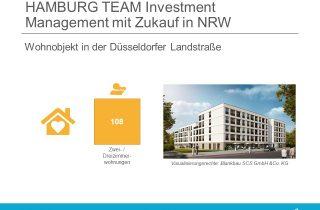 Hamburg Team Invest Duisburg