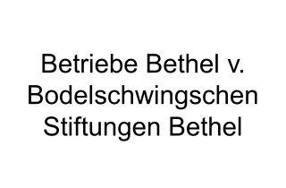 Platz 27 - Betriebe Bethel v. Bodelschwingschen Stiftungen Bethel