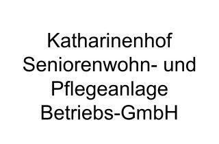 Platz 28 - Katharinenhof Seniorenwohn- und Pflegeanlage Betriebs-GmbH
