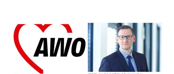 AWO Bundesverband neuer Vorsitzender Jens Schubert (Quelle: AWO Bundesverband und © Ver.di Bundesverwaltung )