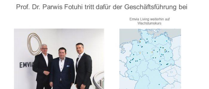 Emvia Living Markus Speckenbach kein Geschaeftsfuehrer mehr