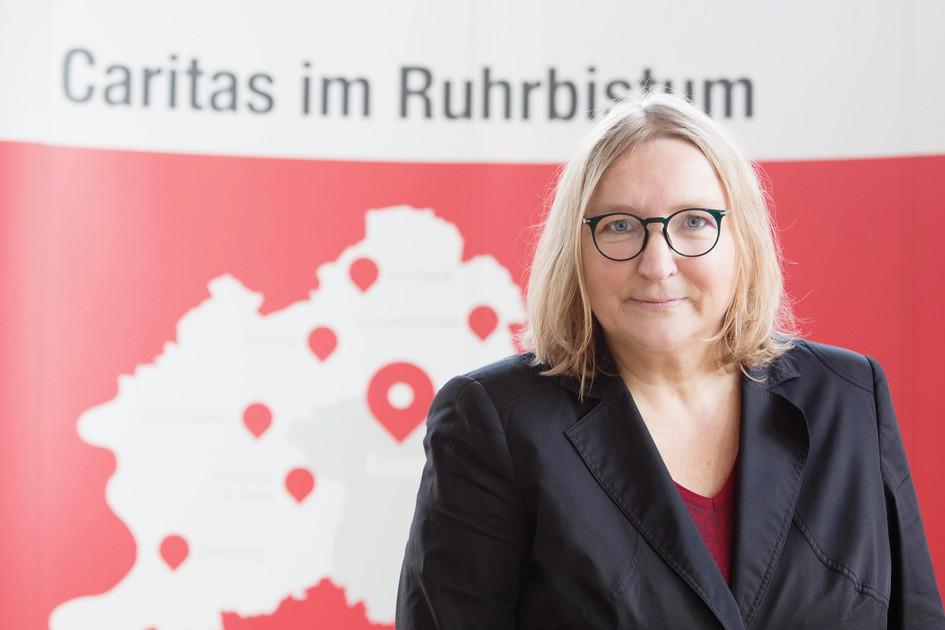 Die Essener Diözesan-Caritasdirektorin Sabine Depew wechselt nach Norddeutschland. Archivbild: Nicole Cronauge | Bistum Essen
