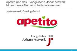 apetito und Johanneswerk bilden Johanneswerk Catering