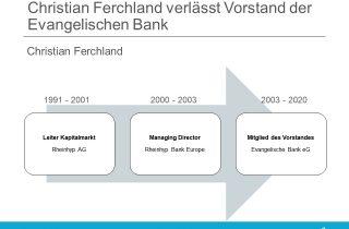 Evangelische Bank Christian Ferchland