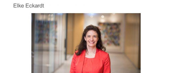 Evangelische Heimstiftung neue CEO Elke Eckardt