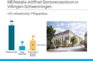 MENetatis eröffnet neues Seniorenzentrum