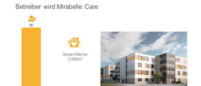 Carestone errichtet neue Sneioreneinrichtung fuer Mirabelle Care