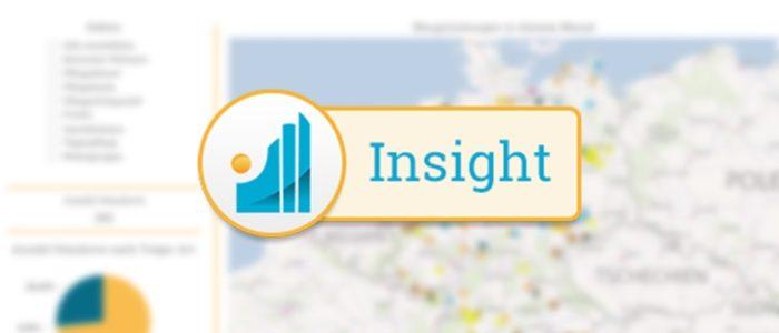 Dashboard für aktuelle Neugründungen - Exklusiv für Pflegemarkt.Insight Mitglieder