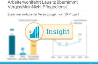 Arbeiterwohlfahrt Lausitz übernimmt die VergissMeinNicht Pflegedienst Lausitz GmbH