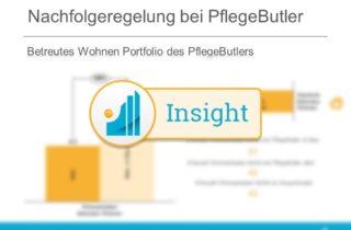 Nachfolgeregelung bei PflegeButler - Pflegemarkt.Insight