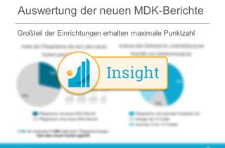 Auswertung der neuen MDK-Berichte Pflegemarkt.Insight