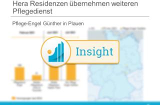 Hera Residenzen erwerben Pflege-Engel Guenther GmbH