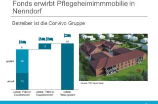 TSC Real Estate erwirbt Pflegeheimimmmobilie in Nenndorf