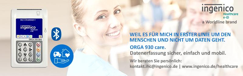 Unser ORGA 930 care ist Ihr zuverlässiger Begleiter bei Ihren alltäglichen Aufgaben.